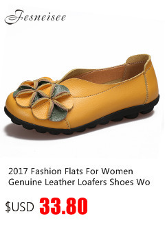 2017 New PU Leather Women Flats Moccasins Loafers Ladies Shoes Wild Driving women Casual Shoes Leisure Concise Flat shoes M2.0Y