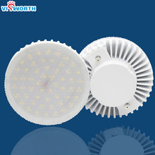 gx53 led lamp 12w 15w 18w led bulb ac 110v 220v 240v smd2835 44pcs 54pcs leds Cabinet lamp warm cold white Wardrobe lamp