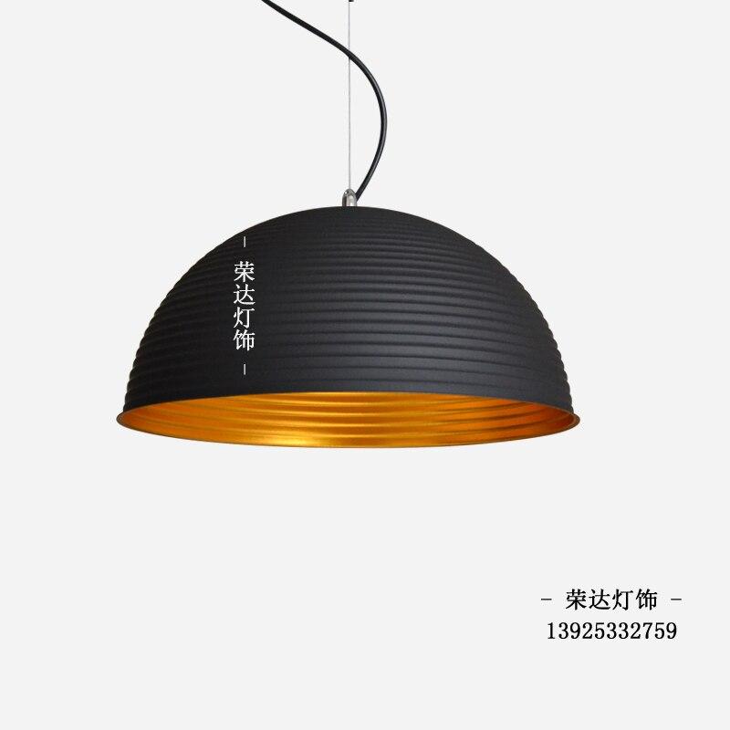 3PCS pendant light modern minimalist restaurant semicircle dome pendant light shop studio hanging pendant lamp FG485<br>