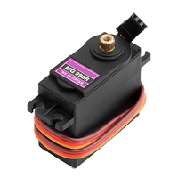ABWE MG996R METAL Gears Digital RC Servo Motor High Torque Вертолет Автомобилей Лодка