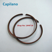 motorcycle piston ring CY80 for Yamaha 80cc CY 80 engine cylinder spare parts 47mm diameter(China)