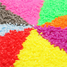 2000pcs/set 2.6mm  Beads Perler Beads EVA Mini Jigsaw Puzzles Beads Educational DIY 3D Puzzle Toy Kids Toys Brinquedos Gifts