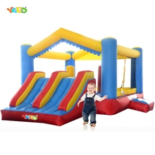 YARD Dual Slide Bounce House Inflatable Jumping Tarmpoline Bouncer Jumper Large Inflatable Mattress