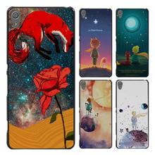 The Little Prince anime Style Case Cover for Sony Ericsson Xperia X XZ XA XA1 M4 Aqua E4 E5 C4 C5 Z1 Z2 Z3 Z4 Z5