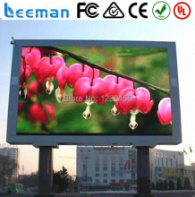 Leeman CE RoHS ETL P3 P4 P5 P6 P7.62 P8 P10 High Refresh Rate Video Wall Display Board Sign 6mm SMD Outdoor LED Screen