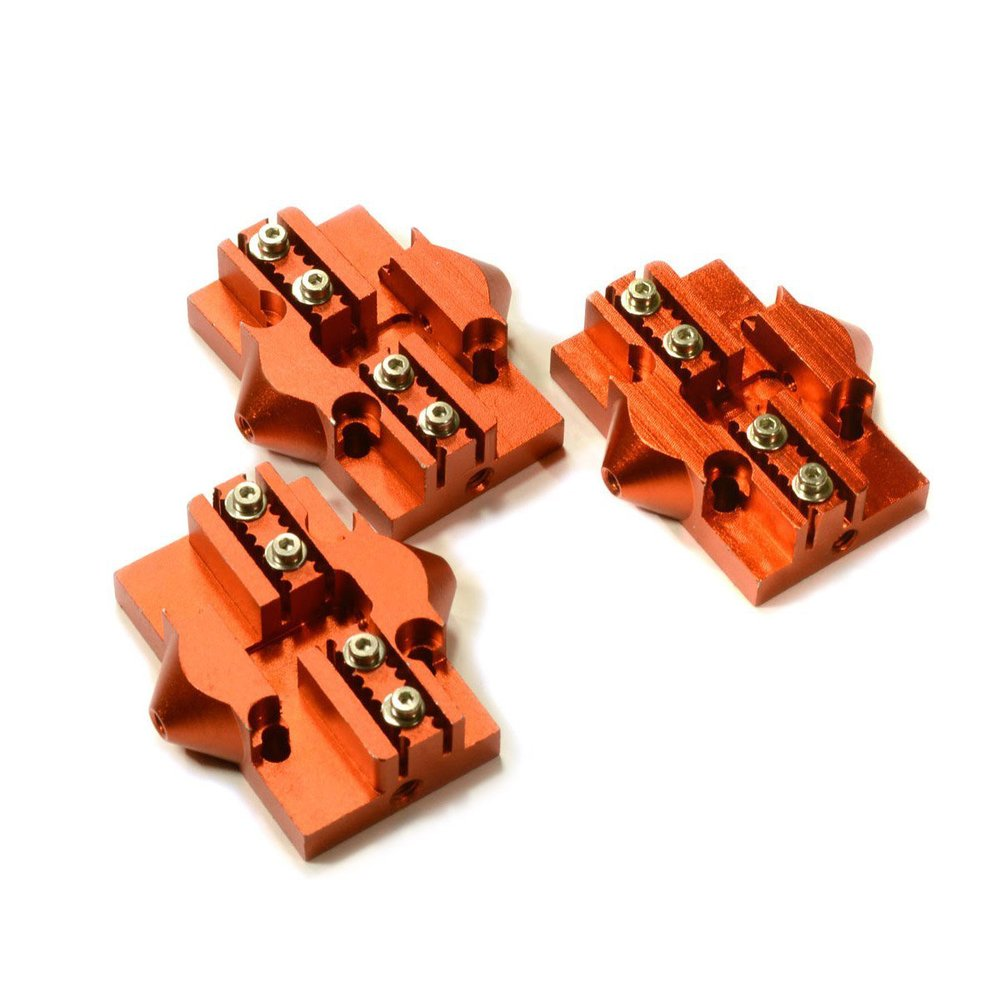 3 PCS *3D Printer Kossel Mini Delta Reprap Aluminum alloy Slide Slider Pulley kit/set<br><br>Aliexpress