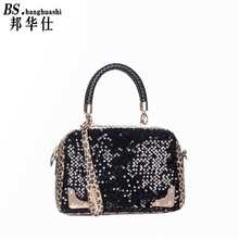 LEOPARD LEATHER BAGS Ladies Brand Name Brand Designer PU Handbags Wallets Crossbody Bags For Women 2016 Shop