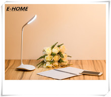 LED touch the USB charging dimming lamp, reading, small night light, convenient table lamp Resin Eye Care Desk RoHS 220V