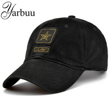 [YARBUU] Baseball caps 2016 Wholesale new Brand Fitted Hat Casual Camouflage Snapback Gorras Polo Hats For Men free shipping