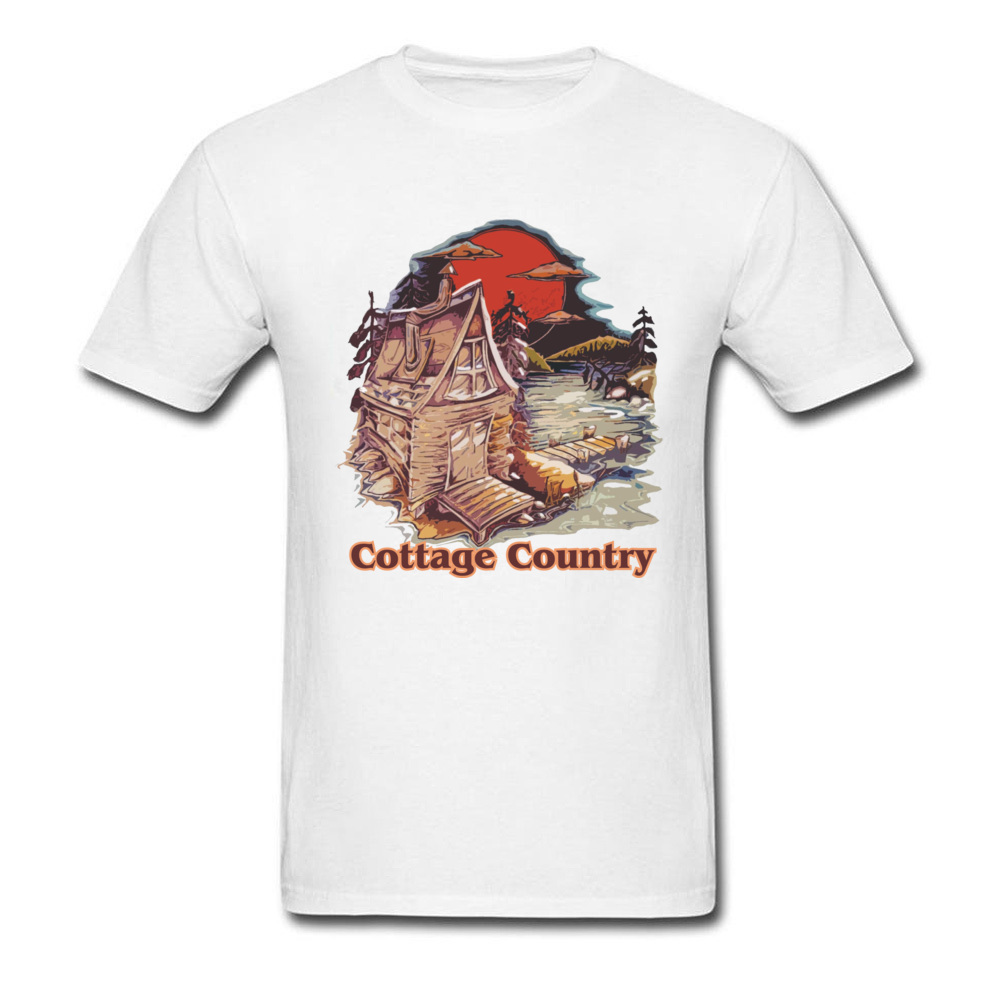 Coage Country Funny Printed On Tees O-Neck ostern Day All Coon Short Sleeve T Shirt for Men Print Tops Tees Coage Country white