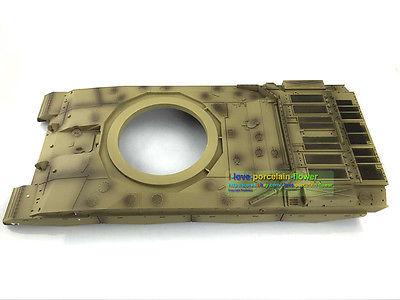 HengLong 1/16 Plastic Upper Hull for UK Challenger II Tank 3908 Spare Part<br><br>Aliexpress