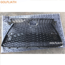 GOLFLIATH For LEXUS RX ABS Front Grille F-sport grid Grills mesh grille RX350 RX200T RX450H  2015-2017