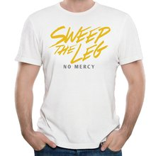 Sweep The Leg casual men's t shirt(China)