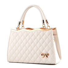Women Bags Luxury Handbags Famous Designer Women Crossbody bags Casual Tote Designer High Quality 2017 NEW Interior Compartment(China)
