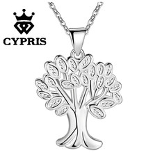 WHOLESALE Hot Promotion silver Fashion animal style Pendant Necklace 18inch big stone crystal Wholesale Price  jewelry