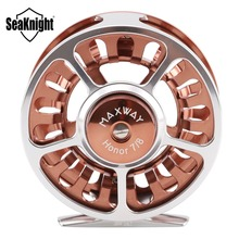 SeaKnight MAXWAY HONOR 7/8# Series Fly Fishing Reel New High Quality 3BB 156g Full Metal Fly Reel Fly Fishing Wheel