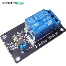 5V1 5V 1 Channel Relay Module For Arduino Relay Interface Board For MCU PIC AVR DSP ARM SCM Household Appliance Control Module(China)