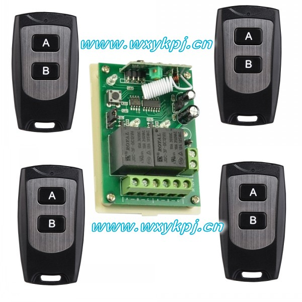 12 multifunctional wireless remote control switch controller waterproof key<br><br>Aliexpress