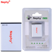 2017 Original Nephy Battery BL-5B For Nokia N80 N90 3230 3220 5070 5140 5200 5300 5320 5500 6020 6021 6070 6080 6121 7260 890mAh(China)
