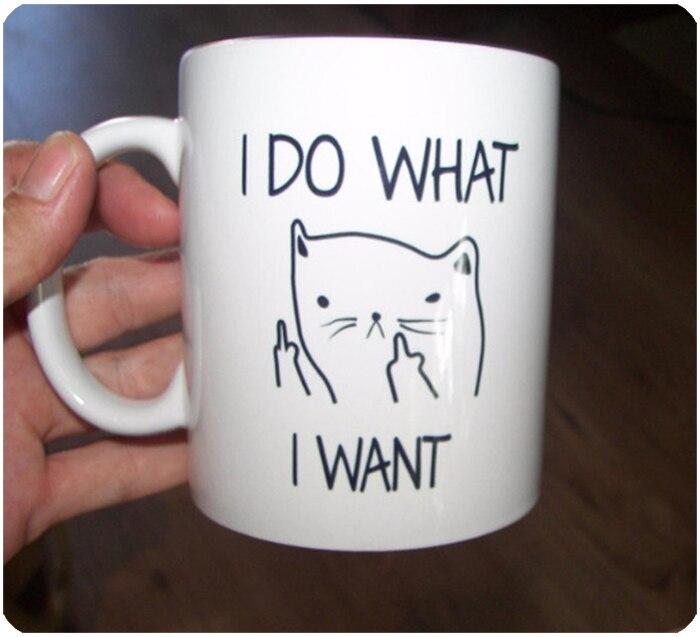 Funny Cat Mug 10