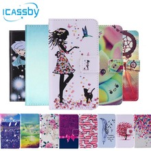 Phone Etui For Coque Samsung Galaxy A5 Case Leather Wallet Flip Cover For Samsung A5 2015 A500 A500F Dual Sim Housing Capinha
