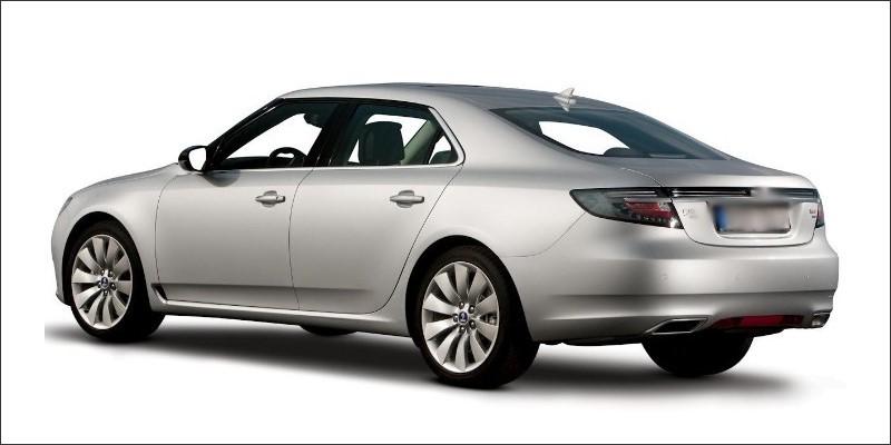 SAAB 9-5 2006~2012-car