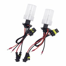 Buy Katur 1 Pair H3 55W HID Xenon Bulbs Headlights Car Lamp 3000K 4300K 5000K 6000K 8000K 10000K HID Xenon White Orange Lighting for $8.84 in AliExpress store