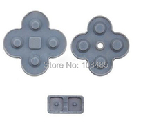 2sets/lots Replacement for Nintendo DSL NDS Lite D Pads Rubber Conductive R L button