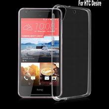For HTC 628 case UltraThin Transparent Crystal Silicone TPU Case For HTC Desire 825 830 820 826 816 728 HTC 630 626 616 516 530
