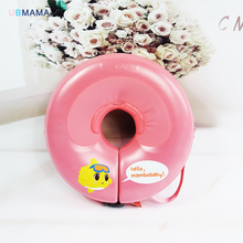 No need pump air More Safety Swimming Ring Free inflatable collar High Quality Baby Neck Swimming Ring Neck Float(China)