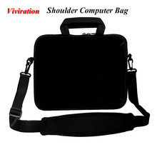 Viviration Netbook Tablet PC Cover Case 10.5 10.2 10.1 9.7 9.6 10 Inch Black Messenger Briefcase Handbag Computer Bag For Lenovo(China)