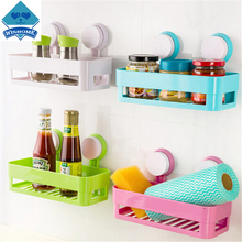 Wishome Non-Trace Receive Frame Fashion Kitchen Rack Cup Sink Shelf Soap Sponge Drain Rack Storage Tool Bathroom Accessories