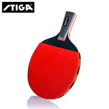 Stiga Swastika Original 3 Star Table Tennis Rackets +1 Wristband +1 Ball Set Shakehand Penhold Paddle Blade Ping Pong Bat