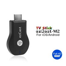 Ezcast M2 wireless hdmi wifi display allshare cast dongle adapter miracast TV stick Receiver 1080P Support windows ios andriod