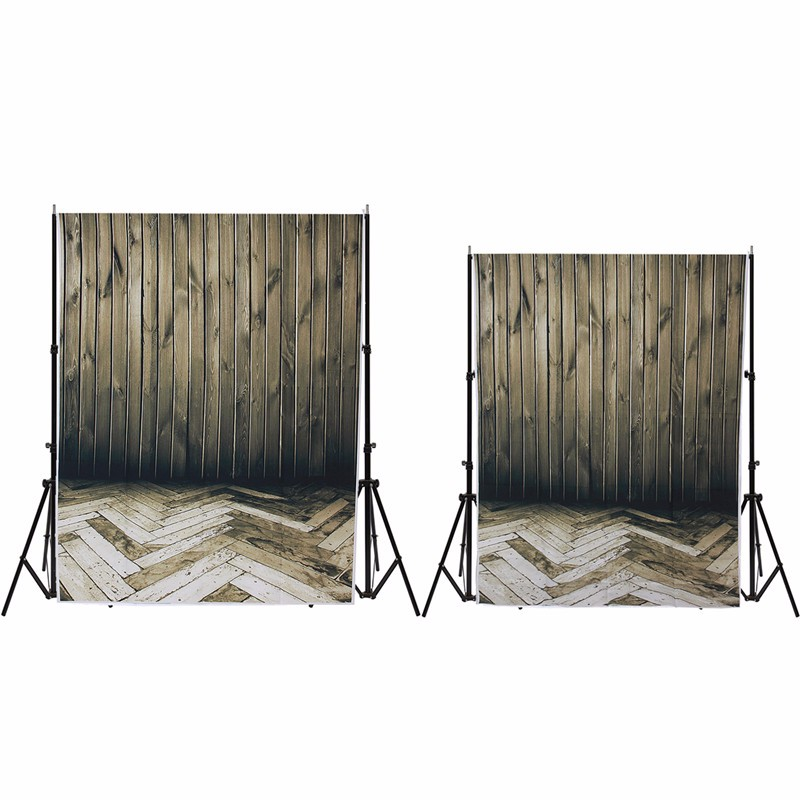 3x5FT/5x7FT Wood Floor Wall vinyl Photography Background Studio Photo Prop photographic Backdrop waterproof new<br><br>Aliexpress