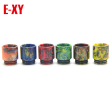Buy E-XY Colorful 810 Drip Tip Normal Resin Drip Tips 810 Vape Kennedy 24/25 Mad Dog 510 Tank Colorful Resin Mouthpiece for $3.80 in AliExpress store