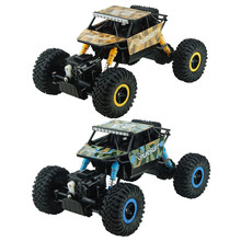 ZINGO RACING 9123 1:18 15KM/H RC Car Rock Crawler 4WD High Speed Cross Country Vehicle Children Toys Gift (Build-in USB Battery)