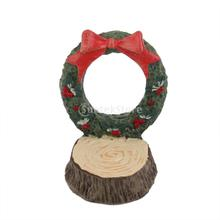 Christmas Holiday Resin Stool Loop Props Ornament Yard Decoration Gift Free Shipping