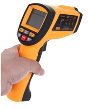 Buy GM1651 Laser Temperature Gun Digital Infrared Thermometer Non-contact Tester Range -30~1650 Degree USB Interface for $99.80 in AliExpress store