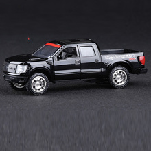 10pcs/lot Wholesale Brand New JADA 1/32 Scale 2011 FORD F-150 SVT Raptor Pickup Diecast Metal Car Model Toy