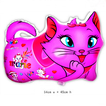 Marie Cat balloon animals inflatable air balloons for party supplies  kids classic toy 54*45cm