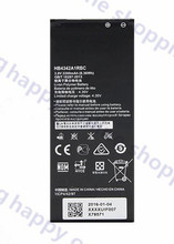 Free shipping AZK High quality mobile phone HB4342A1RBC battery for Huawei Ascend Y6 Honor 4A A5 Honor 4A Dual SIM SCC-U21 Y6
