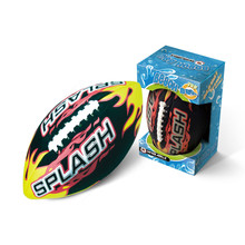 2016 New Size 5 Flame Beach America Football Rugby Ball  for Training and Match Outdoor Sports American Football Ball