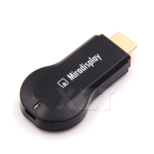 Hot Sale 1pcs M2 Wireless Hdmi Wifi Display Allshare Cast Dongle Adapter Miracast TV stick Receiver Support Windows IOS Andriod