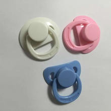 Magnetic Pacifier For Reborn Baby Doll Pacifier Magnet Handmade DIY Nipple 3PCS(China)