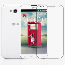 Drop Shipping for LG L90 D410 HD Power Support Film Set Anti-Glare Screen  Protector for LG L90 D410 Screen Protector