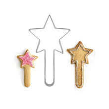 ANGRLY Magic Wand Biscuit Cake Decorating Utensils Baking