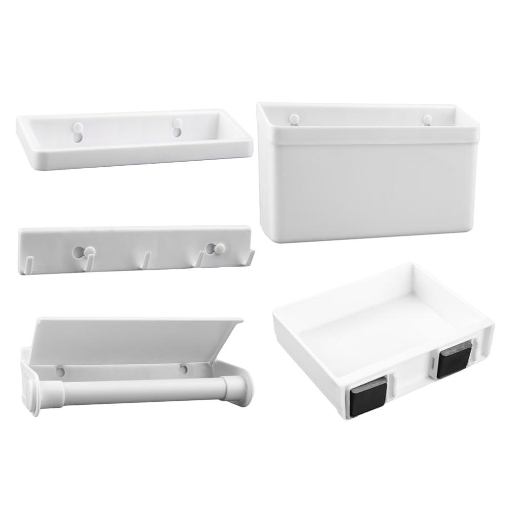 5pcs/set Plastic Rack Storage Holder Organization for Refrigerator Kitchen Brand New<br>