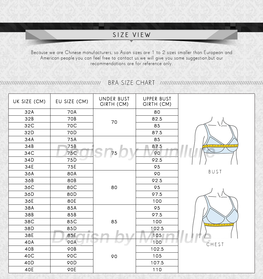 Munllure Ultra-thin sexy lace bra set eyelash lace transparent thin wireless triangle bra and pantiles set women underwear set 25