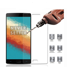 For One Plus Three Oneplus3 Screen Protector Tempered Glass Film Screen Protective 1+3 Oneplus Screen protection